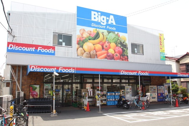 JEWEL COURT B棟 Big-A江戸川本一色店